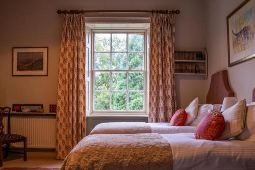 Garden View Room